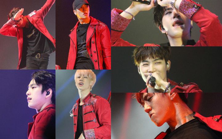 7 Reasons GOT7 Brought The Residence Down At FLY IN USA