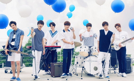 INFINITE To Hold Special Exhibition For Fans  Soompi