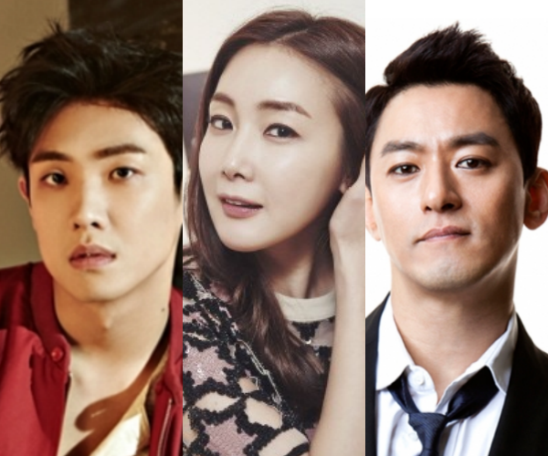 Lee Joon, Choi Ji Woo, And Joo Jin Mo Thinking about Drama Comeback