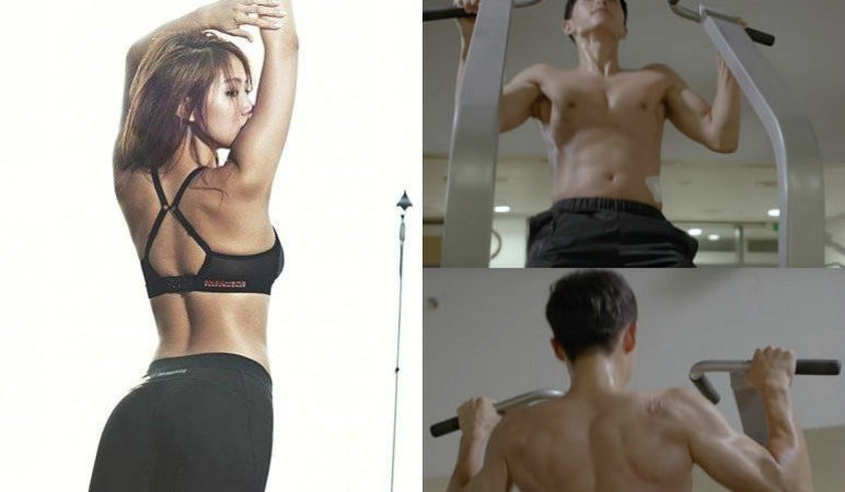 Here Are The Best 8 Celebrities That Are Fitness Aims For Koreans