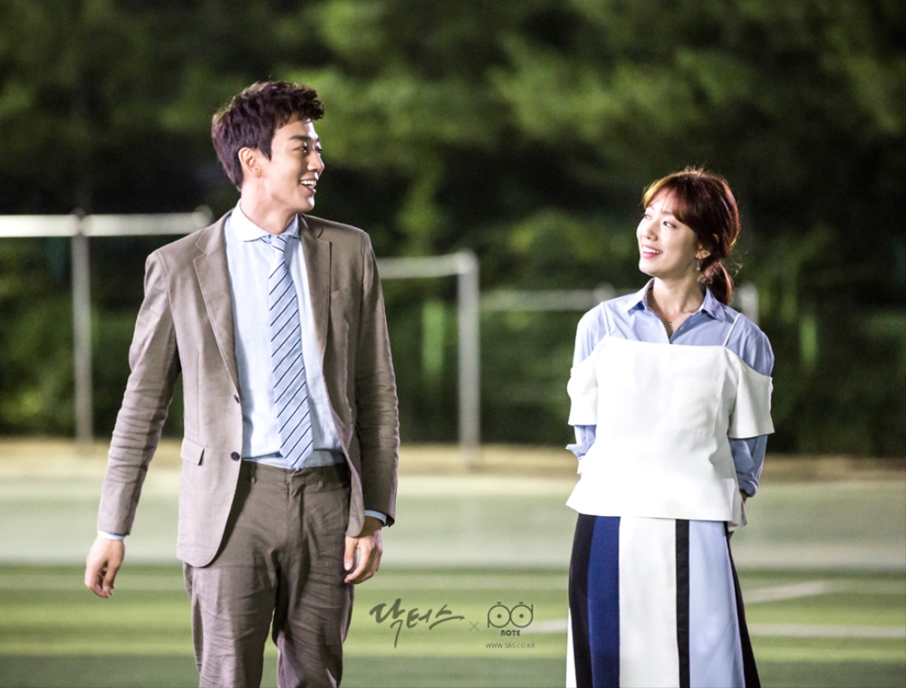 Doctors, A Drama About Personal Growth, Love, And Finding Courage For Both