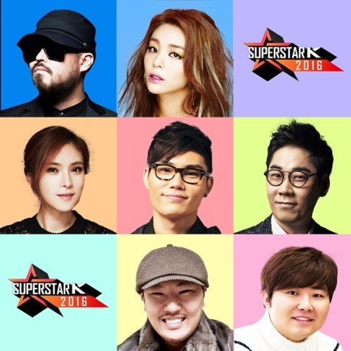"""Superstar K 2016"" Unveils Judges Lineup In New Poster"