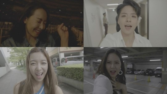 f(x)s SM Station MV To Showcase Ambers Directing Skills