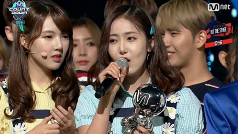 GFRIEND Wins No. 1 On M!Countdown; Performances By Fei, FTISLAND, SEVENTEEN, And More