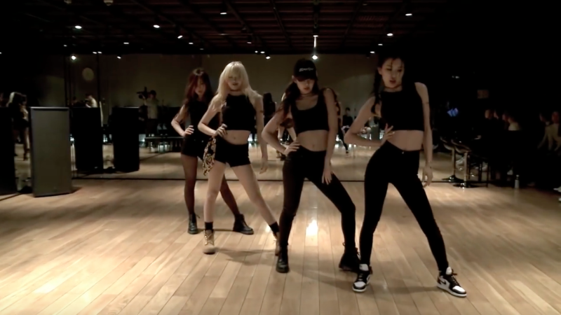 BLACKPINKs Dance Practice Video Surpasses 4 Million Views
