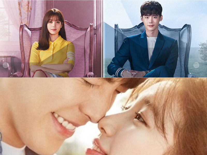 W And Uncontrollably Fond Compete For Ratings