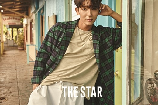 Lee Joon Gi Compliments IUs Foresight As An Actress In Pictorial With The Star