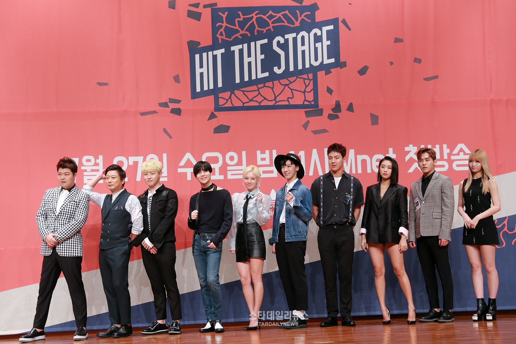 """Hit The Stage"" Contestants Focus on Members' Support And Aims For The Show"