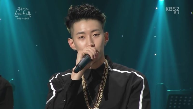 Jay Park Displays Why He Always Takes His Shirt Off When Performing
