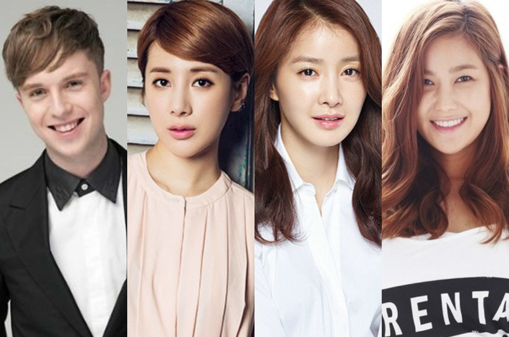 "Julian Quintart, Seo In Young, And More Confirmed For First-Ever ""Real Men"" Co-Ed Special"