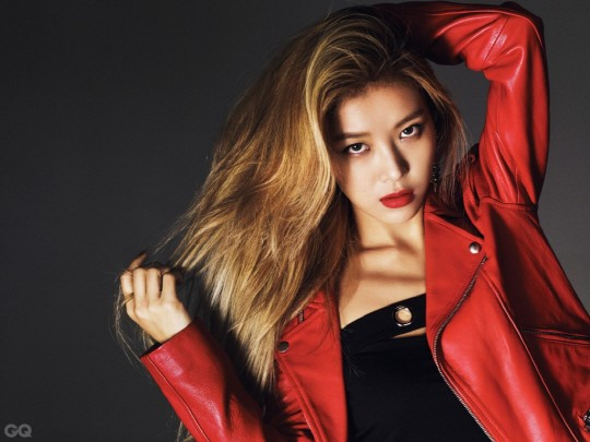 Wonder Girlss Yubin Reflects On Diss Conflict With Hyorin And More In New GQ Pictorial