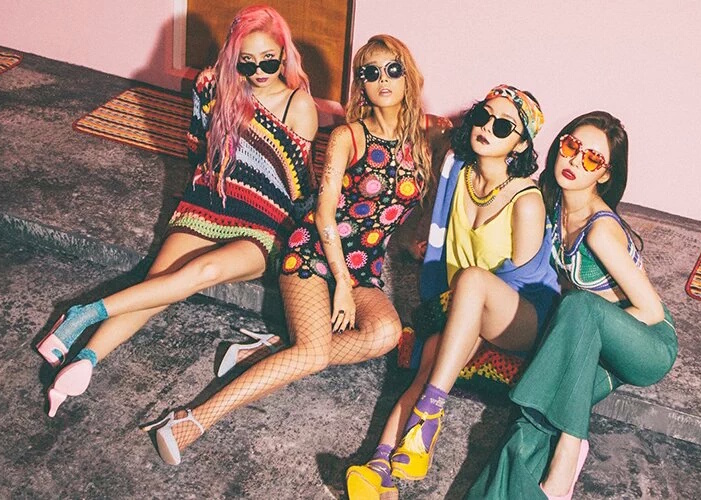 Wonder Girls Returns To 1st Place On Music Charts With Why So Lonely, Surpasses 10 Million MV Views