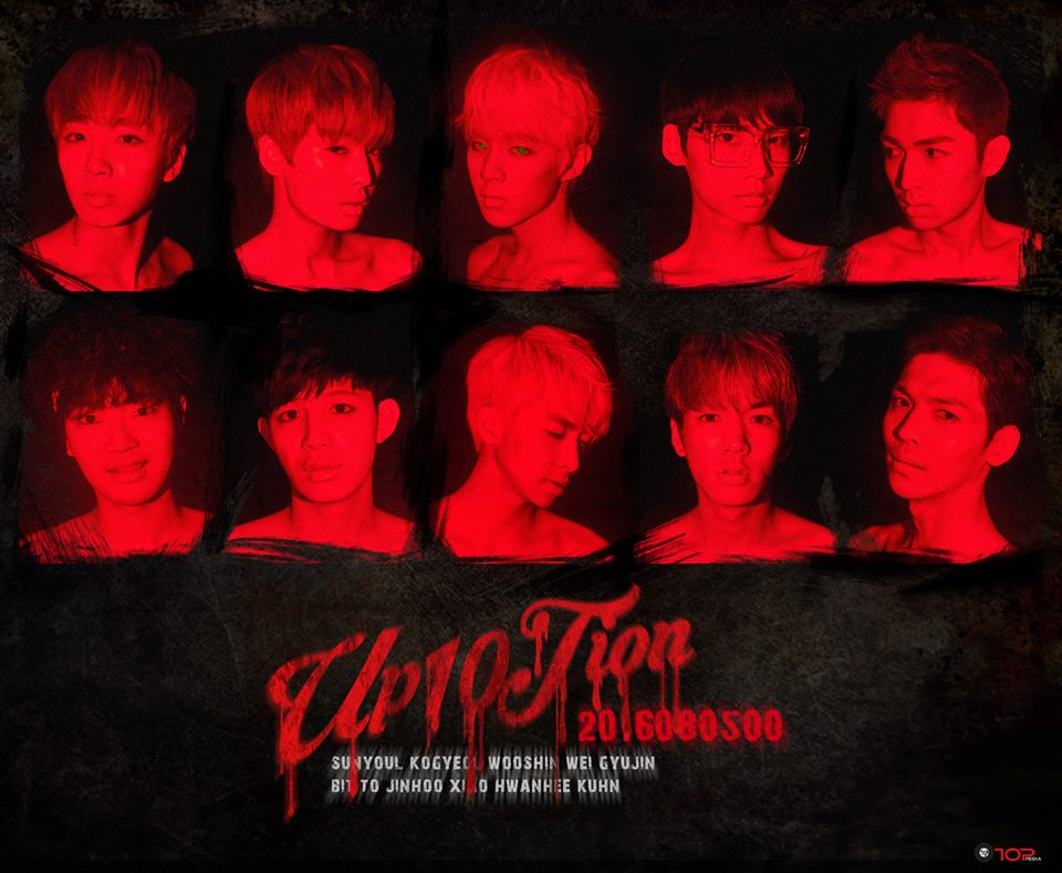 UP10TION Announces Comeback WIth Dark Concept Through Teaser Image
