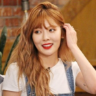 HyunA Candidly Evaluates Her Flaws