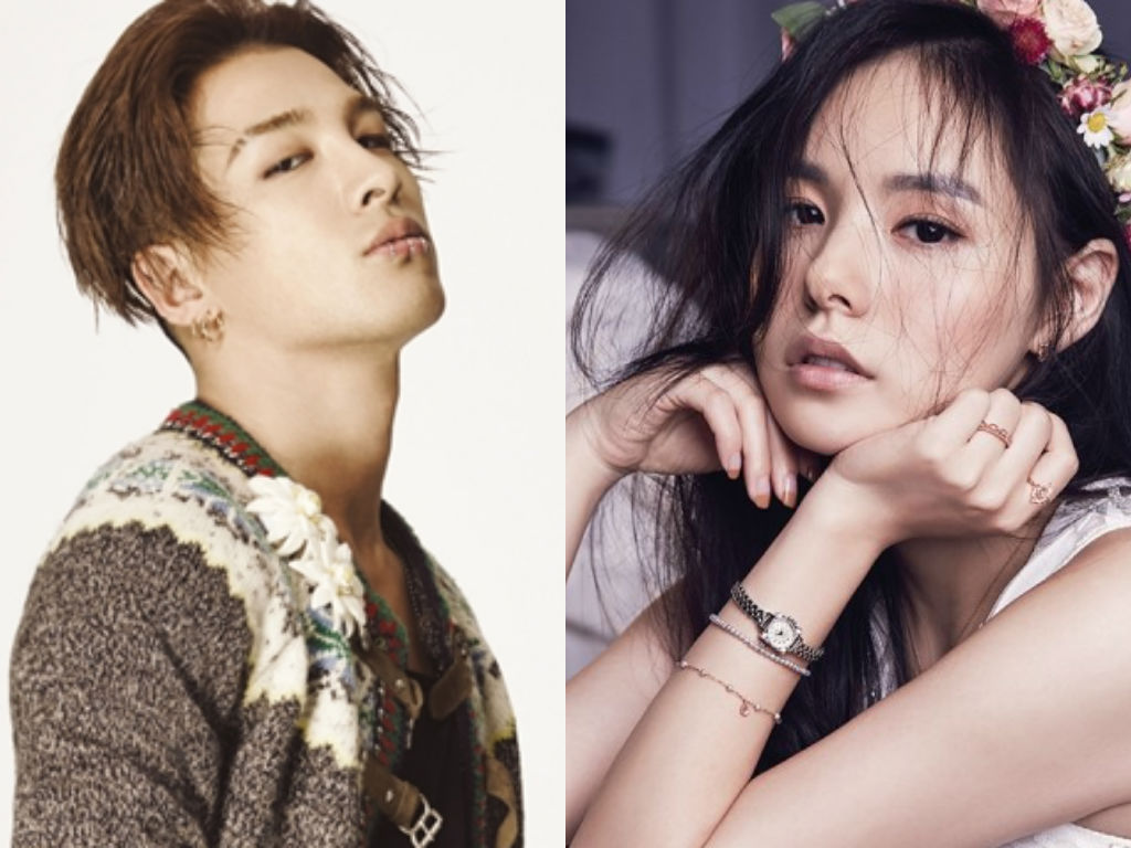 BIGBANGs Taeyang and Unnies Min Hyo Rin Considered Wearing Matching Outfits On Date