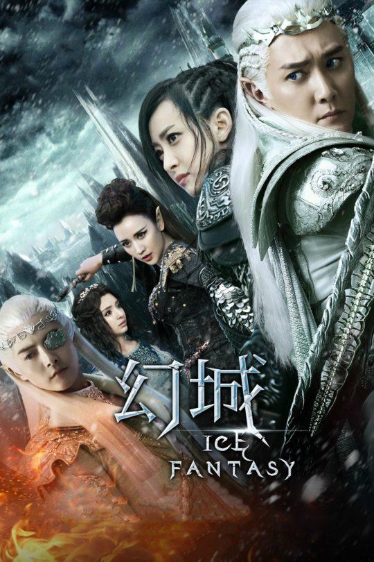 Ice Fantary Poster II