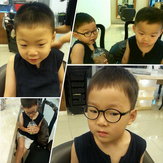Song Triplets Beat The Warm With New Haircuts For Summer