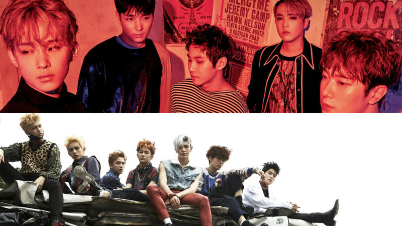 FTISLAND And NCT 127 Gain Impressive Rankings On Billboard Chart