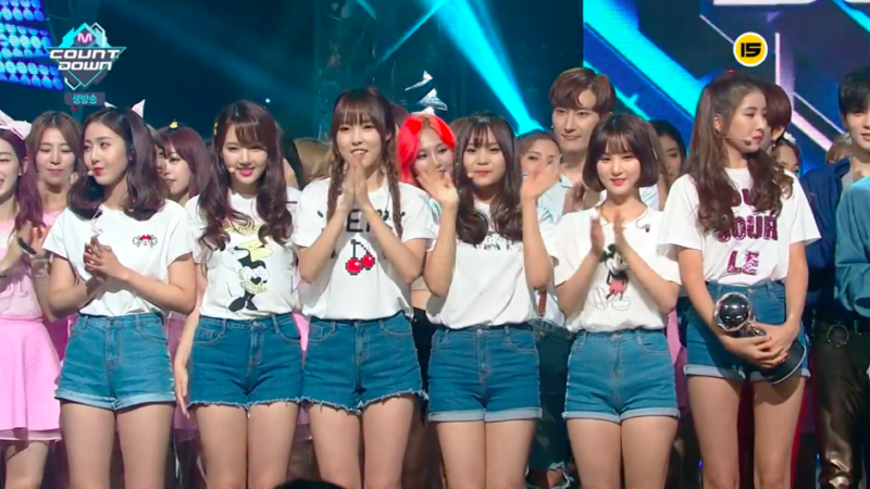 Watch: GFRIEND Takes 6th Win For Navillera On M!Countdown, Performances By FTISLAND, NCT 127, And More