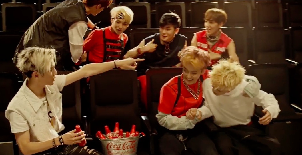 "Watch: NCT 127 Drops ""Taste The Feeling"" MV For Coca-Cola Through SM STATION"