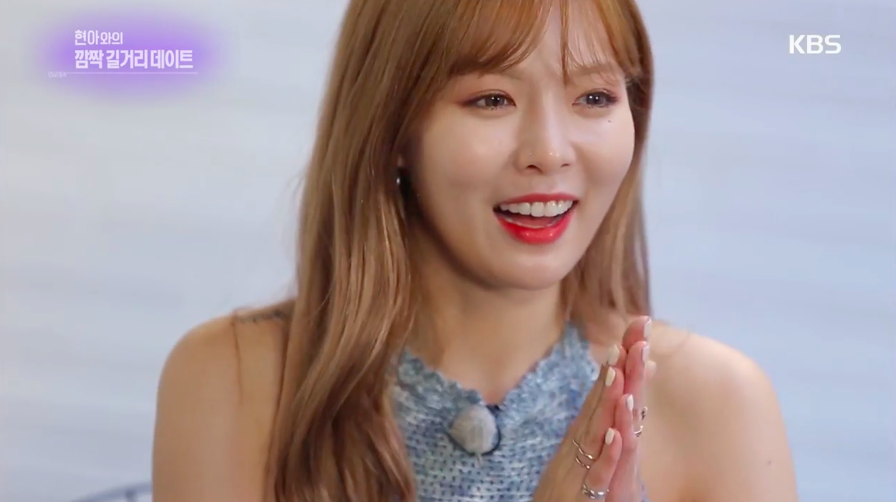 HyunA Says Meeting Fans In Europe Motivated Her To Work Hard For Comeback