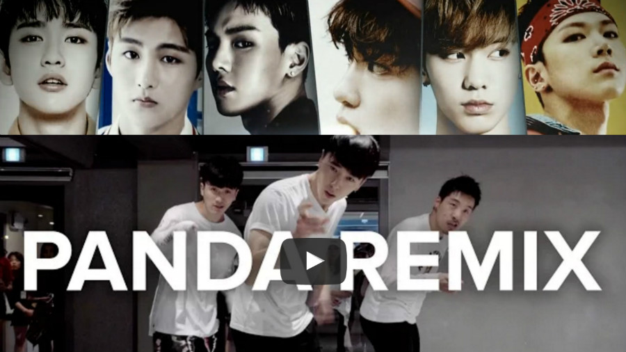 "Watch: Kasper Performs His ""Inkigayo"" UDF Choreography To Desiigner's ""Panda"""