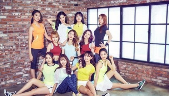 I.O.I To Go back With New Type Of Concept Unlike Dream Girls