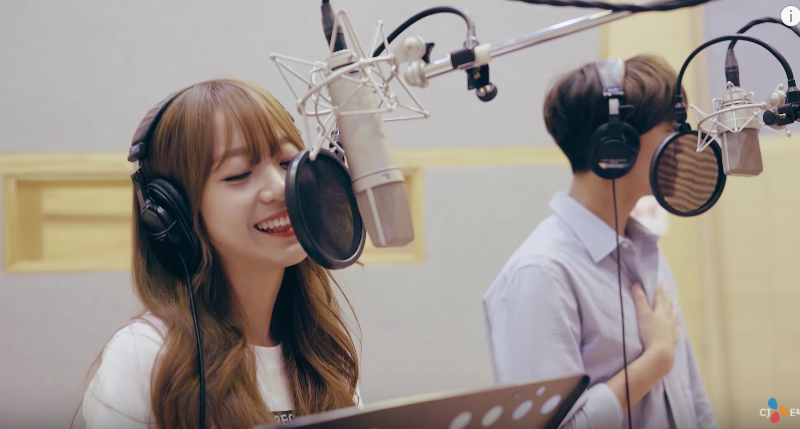 Kim Sohee And Song Yu Vin Sing On New OST For Bring It On, Ghost