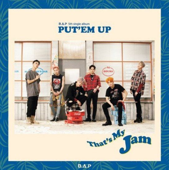 B.A.P To Show New Song Thats My Jam During Solo Concert