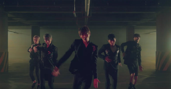 Watch: INX Is After Your Heart With Debut Alright MV