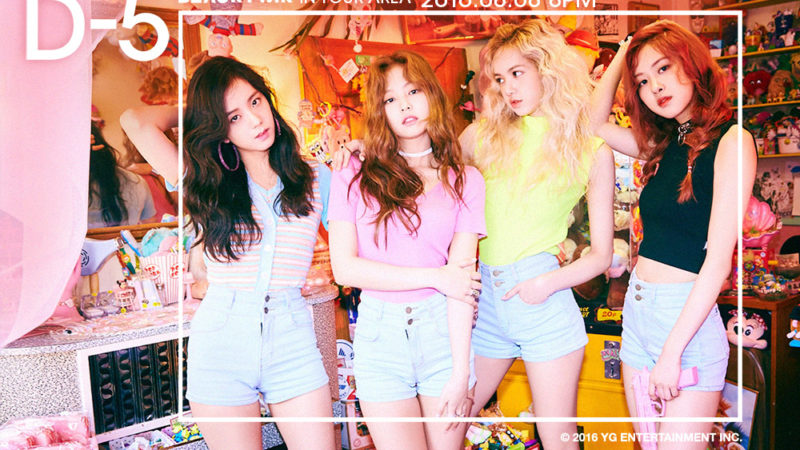BLACKPINK Epitomizes Girl Crush In New Organization Teasers
