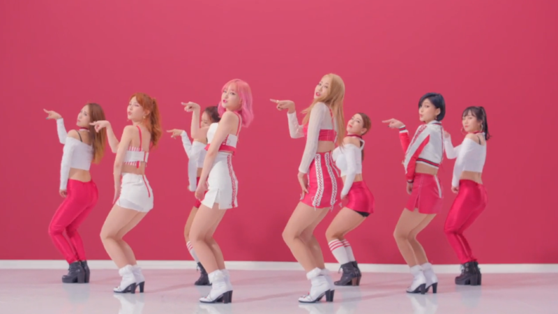 Watch: 9MUSES A Makes Sub-Unit Debut With Lip 2 Lip MV