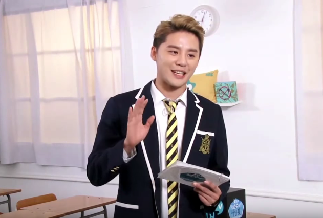 Watch: XIA Junsu Displays How Popular He Was In High School