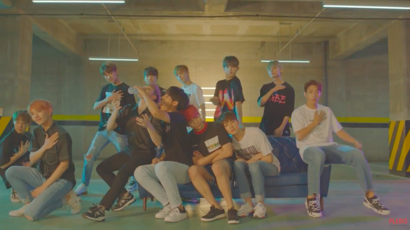 Watch: SEVENTEEN Drops Hilarious Section Switch Version Of Pretty U Dance Video
