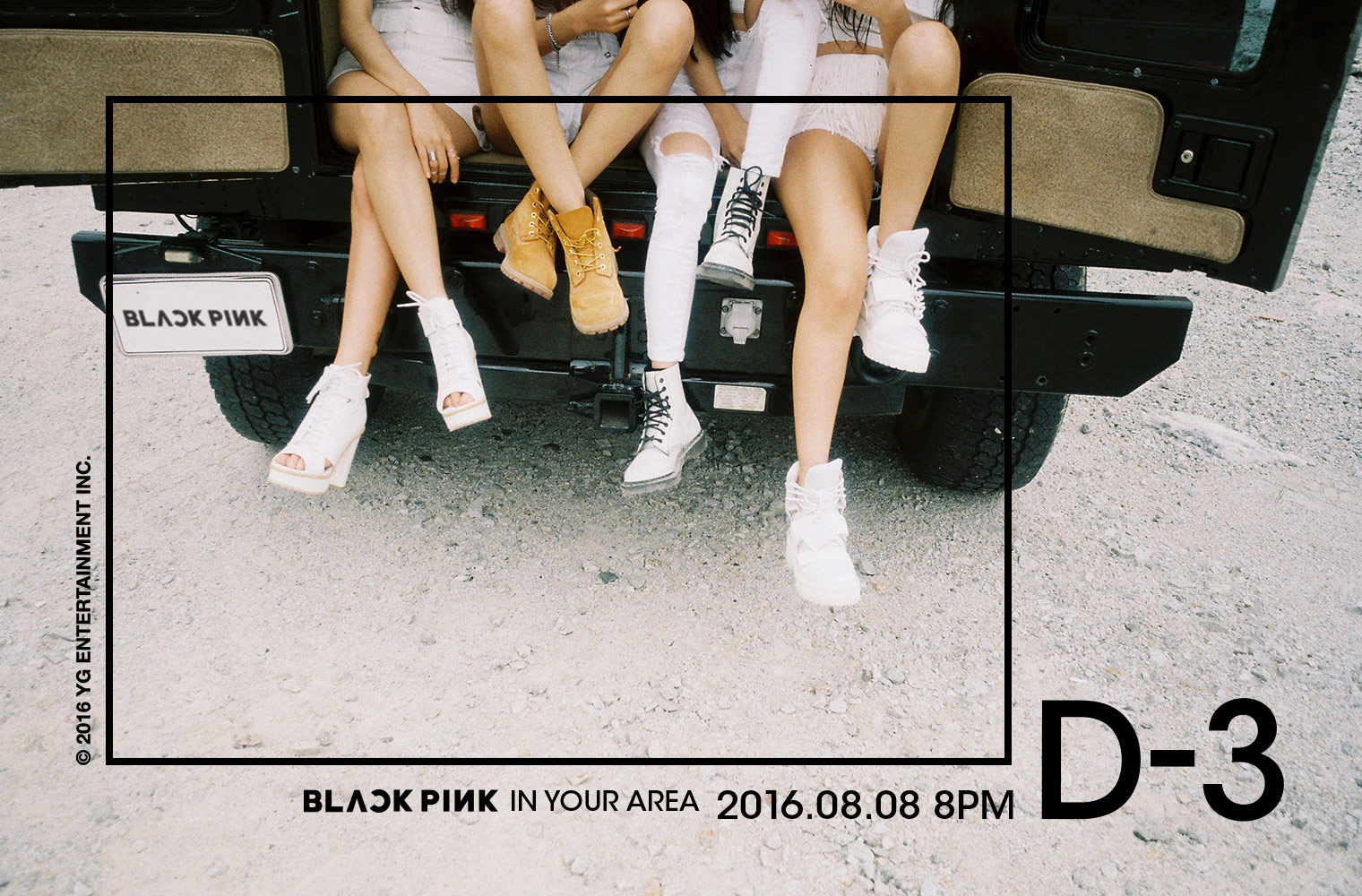 BLACKPINK group teaser 2