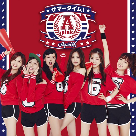 A Pink Makes Their Mark On Japanese Music Charts With Newest Single