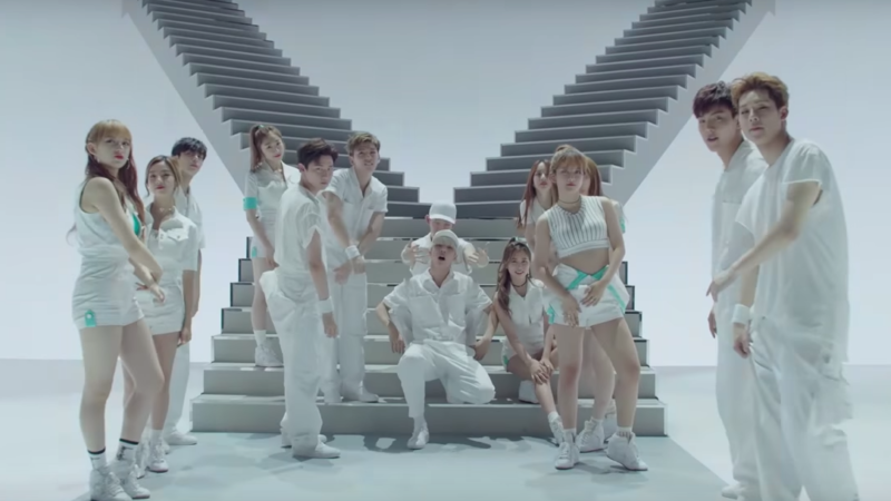 Watch: MONSTA X And Cosmic Girls Unit Organization Y Teen Says Do Better In New MV