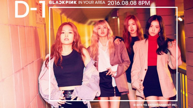 1 Day Left Until BLACKPINKs Debut; New Organization Teaser Released