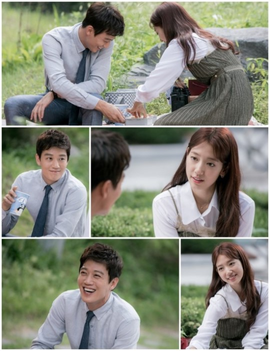 Kim Rae Won And Park Shin Hye Raise The Romance Bar Even Higher