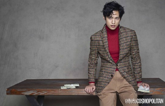 Yoon Sun Woo scarlet heart goryeo cast Chinese Cosmo