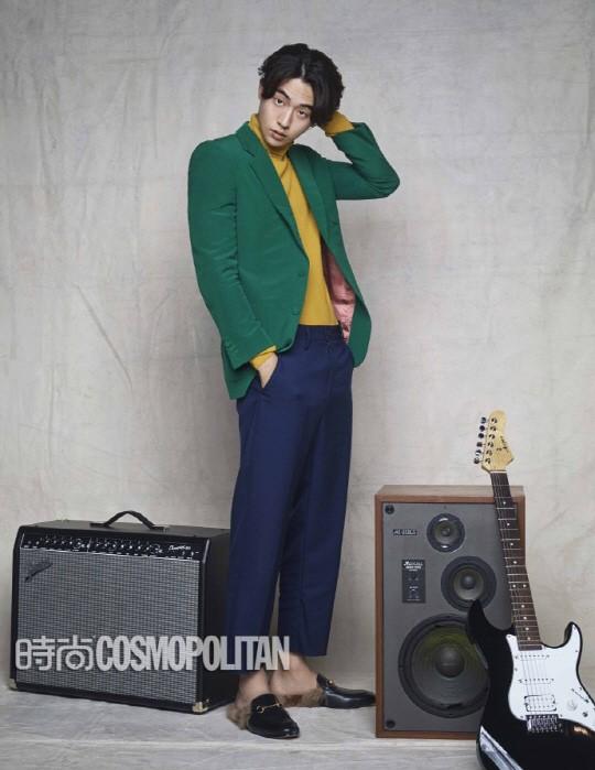 Nam Joo Hyuk scarlet heart goryeo cast Chinese Cosmo