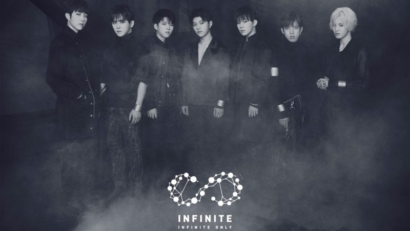 INFINITE Shares Album Preview For quot;INFINITE ONLYquot;  Soompi
