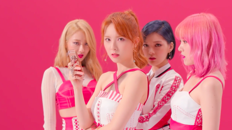 Watch: 9MUSES Celebrates 6th Anniversary, Shares Dance Version Of 9MUSES As Lip 2 Lip MV