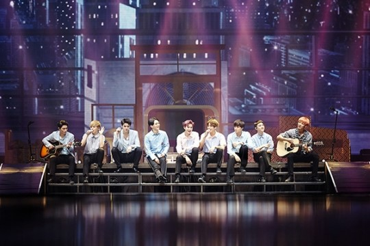 "All Of EXO To Guest On Premiere Episode Of New Variety Show ""Star Show 360"""