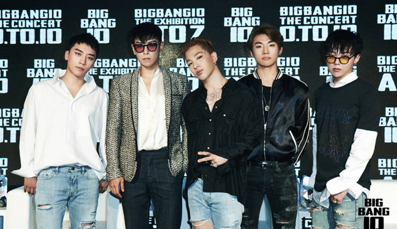 BIGBANG To Be First K-Pop Organization To Dangle Fanmeeting In Hawaii