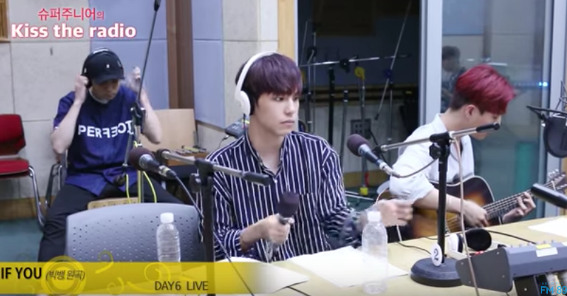 Watch: DAY6 Sings Of Heartbreak With Hide Of BIGBANG's If You