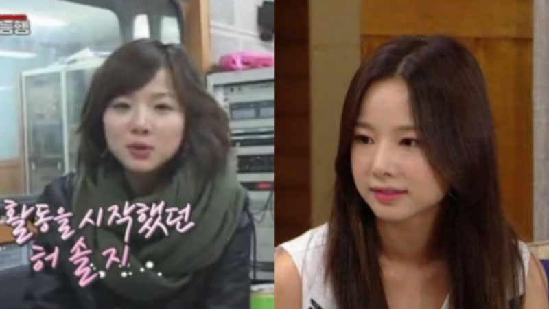 Solji Talks About Debuting Before EXID