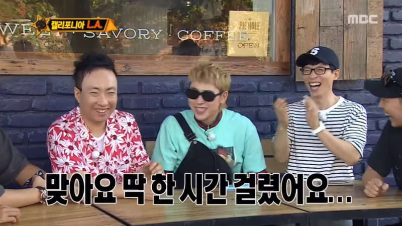 """""""Infinite Challenge"""" Members And Zico Poke Fun At Each Other"""