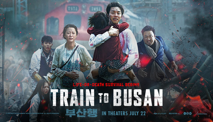 """""""Train to Busan"""" Climbs To 15th Place In Korean Box Office History"""