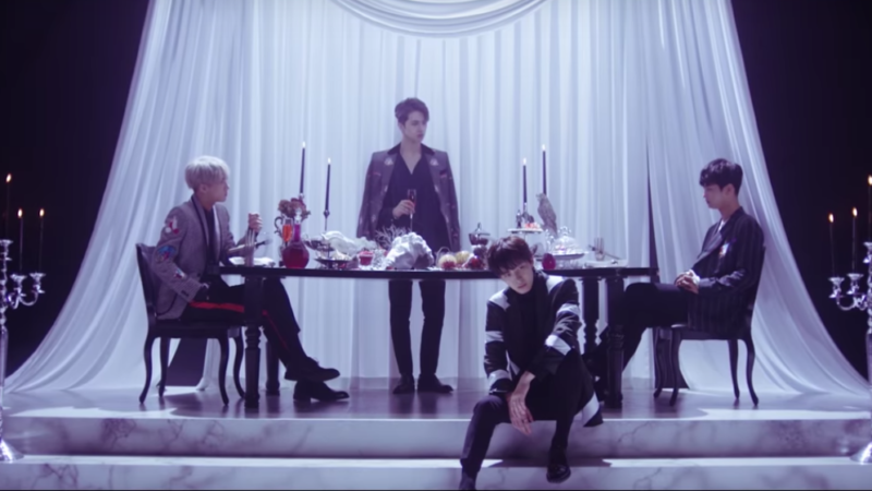 """Watch: VIXX Gets Lost In Their """"Fantasy"""" In New Music Video"""